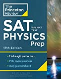 Cracking the SAT Subject Test in Physics: Practice Tests + Content Review + Strategies & Techniques