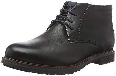 6a76f134be44d3 Sioux Herren Enrik-Lf Desert Boots