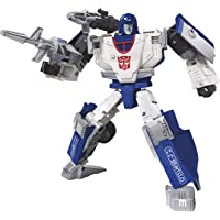 Transformers Toys Generations War for Cybertron Deluxe WFC-S43 Autobot Mirage Figure - Siege Chapter - Adults and Kids Ages 8 and Up, 5.5-inch