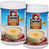 Quaker Avena Instantanea Canela Instant Oats Cinnamon 11.6 oz (Pack of 2)