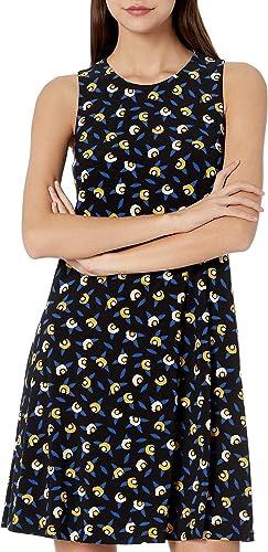 Anne Klein damska sukienka bez rękawÓw w kształcie litery U: Odzież