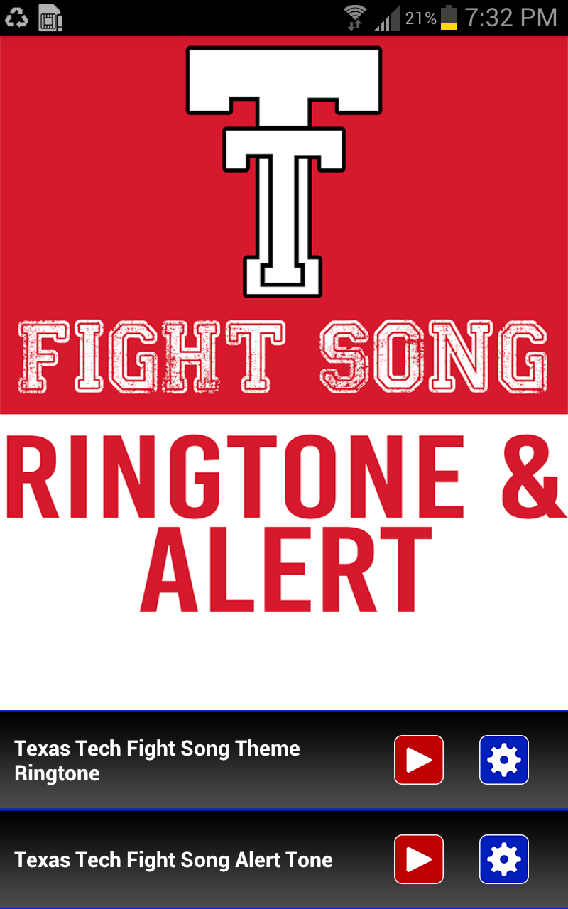 College fight song ringtones - Apple Community