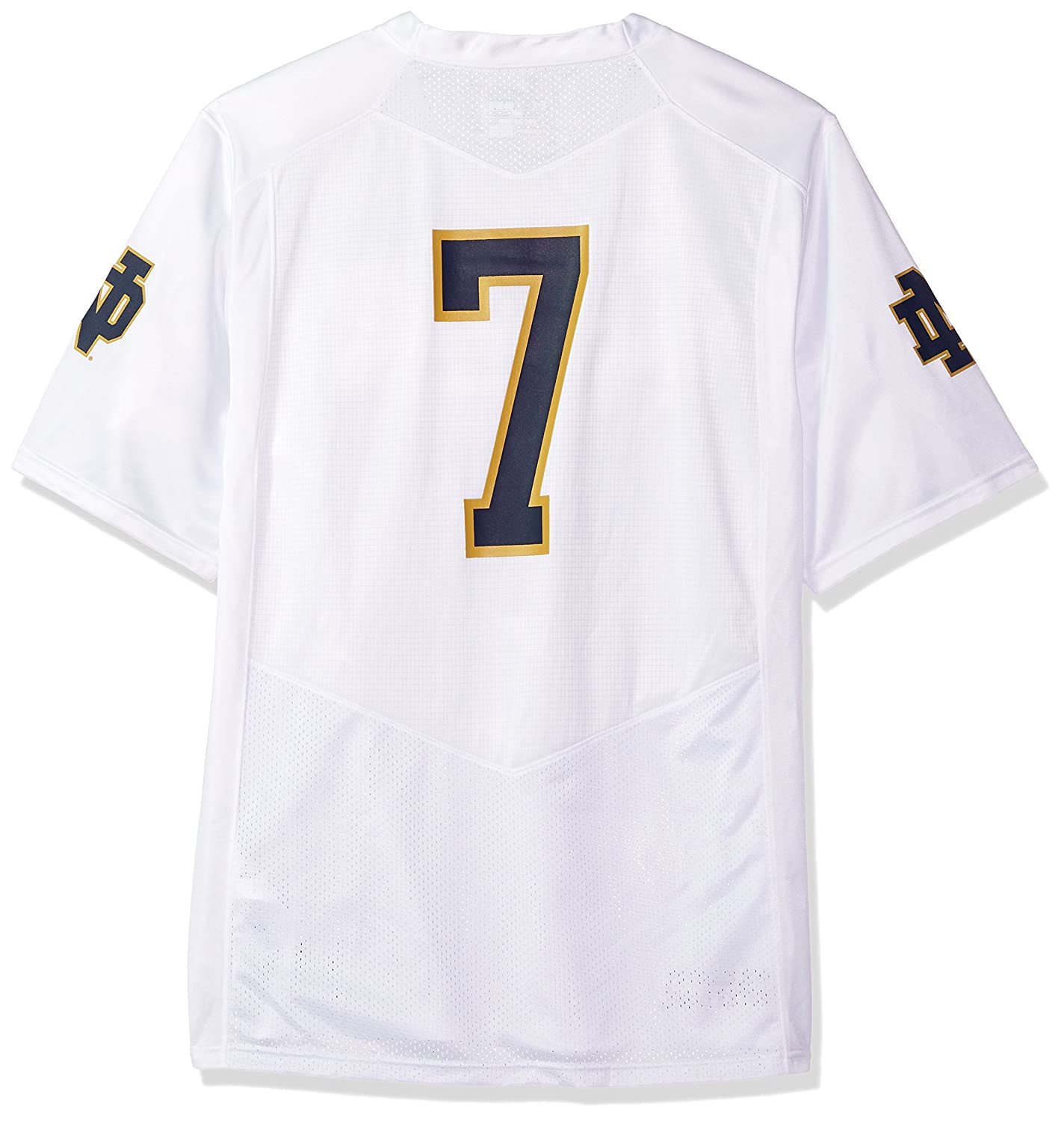 Amazon.com   Under Armour NCAA Notre Dame Fighting Irish FG205068A12  Childrens Official Sideline Jersey 6f378c9e6