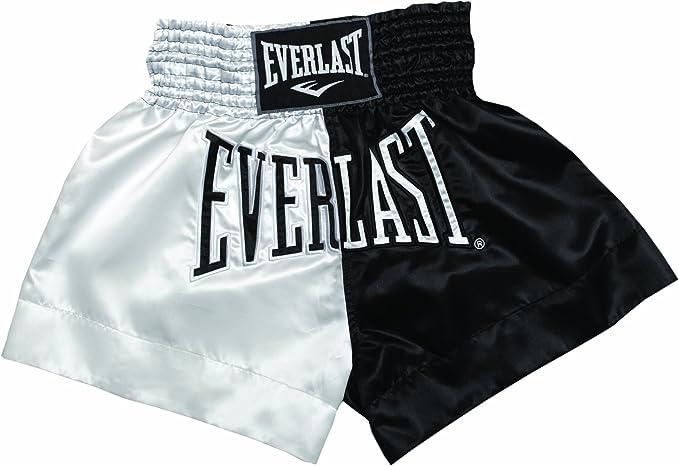 Everlast Adults Box Item EM6/Thai Boxing Shorts