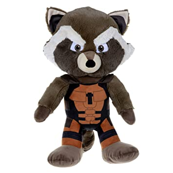 Marvel Guardianes de la Galaxy XL Rocket mapache de peluche