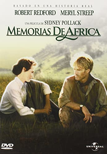 Memorias de Africa [DVD]: Amazon.es: Robert Redford, Meryl Streep ...