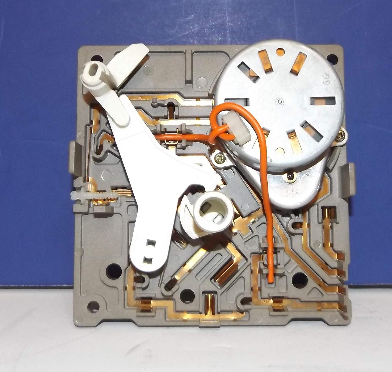 627811 - OEM FACTORY ORIGINAL WHIRLPOOL KENMORE MAYTAG REFRIGERATOR ICEMAKER MODULE MOTOR