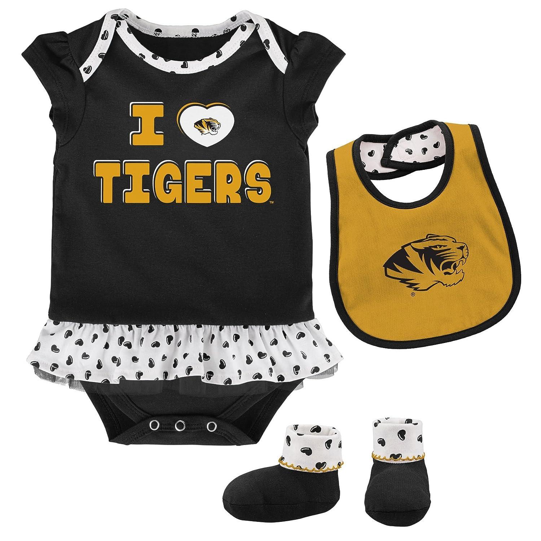 日本製 OuterStuff 新生児&幼児用 & NCAA チームLoveボディスーツ 新生児&幼児用 よだれかけ Months & ブーティーセット B073ZV5T8Z 3-6 Months 3-6 Months Missouri Tigers, Renard:c515e583 --- svecha37.ru