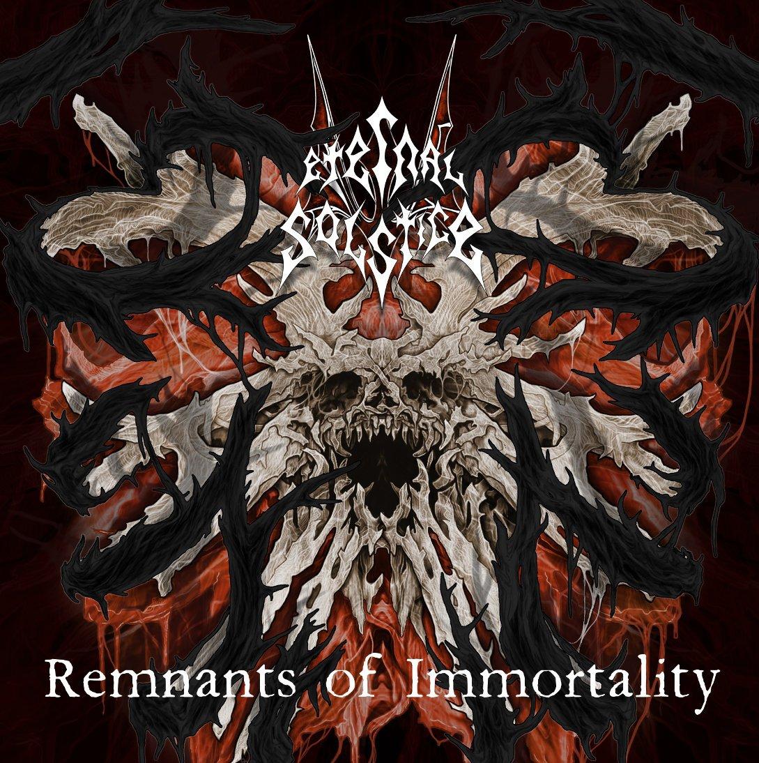 CD : Eternal Solstice - Remnants Of Immortality (CD)