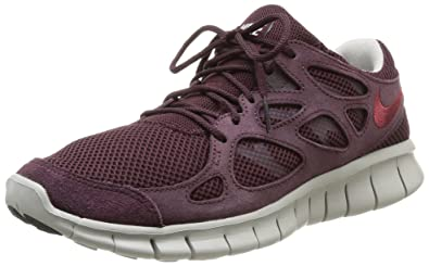 aa52e91b0d9 NIKE Nike Free Run 2 Mens Running Shoes Nike Free Run 2 Deep Burgundy Cedar