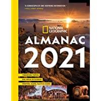 NG Almanac 2021: Trending Topics - Big Ideas in Science - Photos, Maps, Facts & More