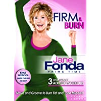 Jane Fonda Prime Time: Firm And Burn Low Impact Cardio