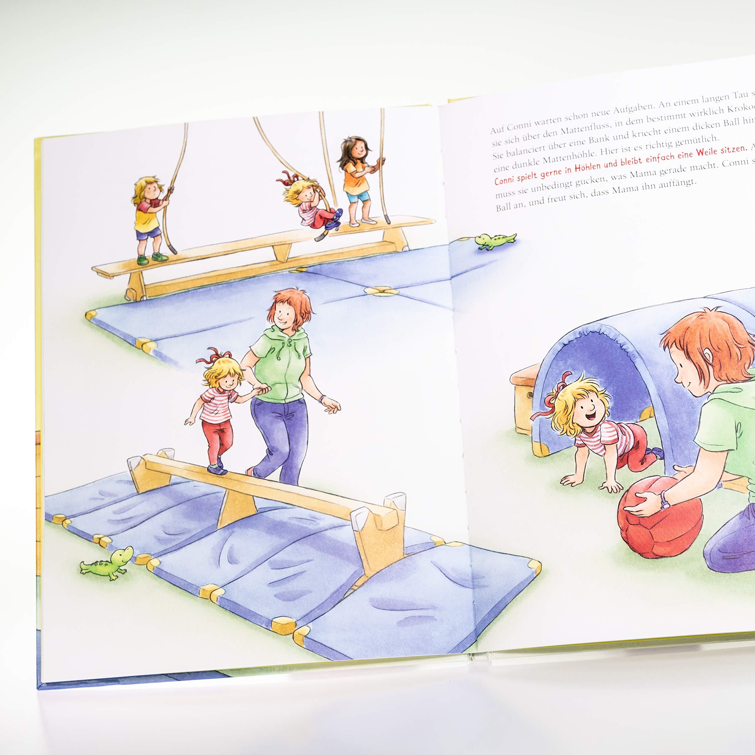 Conni Bilderbücher Conni geht zum Kinderturnen Schneider, Liane ...