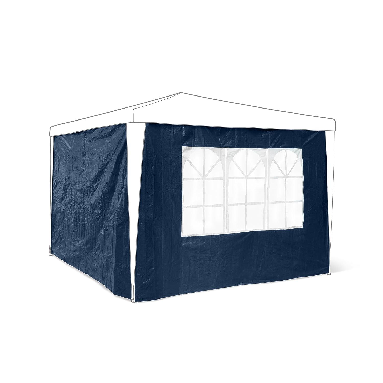 Amazon.de: Relaxdays Pavillon-Seitenteile 2-er Set für 3 x 3 m ...