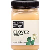 New Zealand Honey Co. White Clover Honey, Creamed | 500g