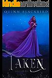 Taken: A Dark Paranormal Romance (The Dark Fae Book 2)