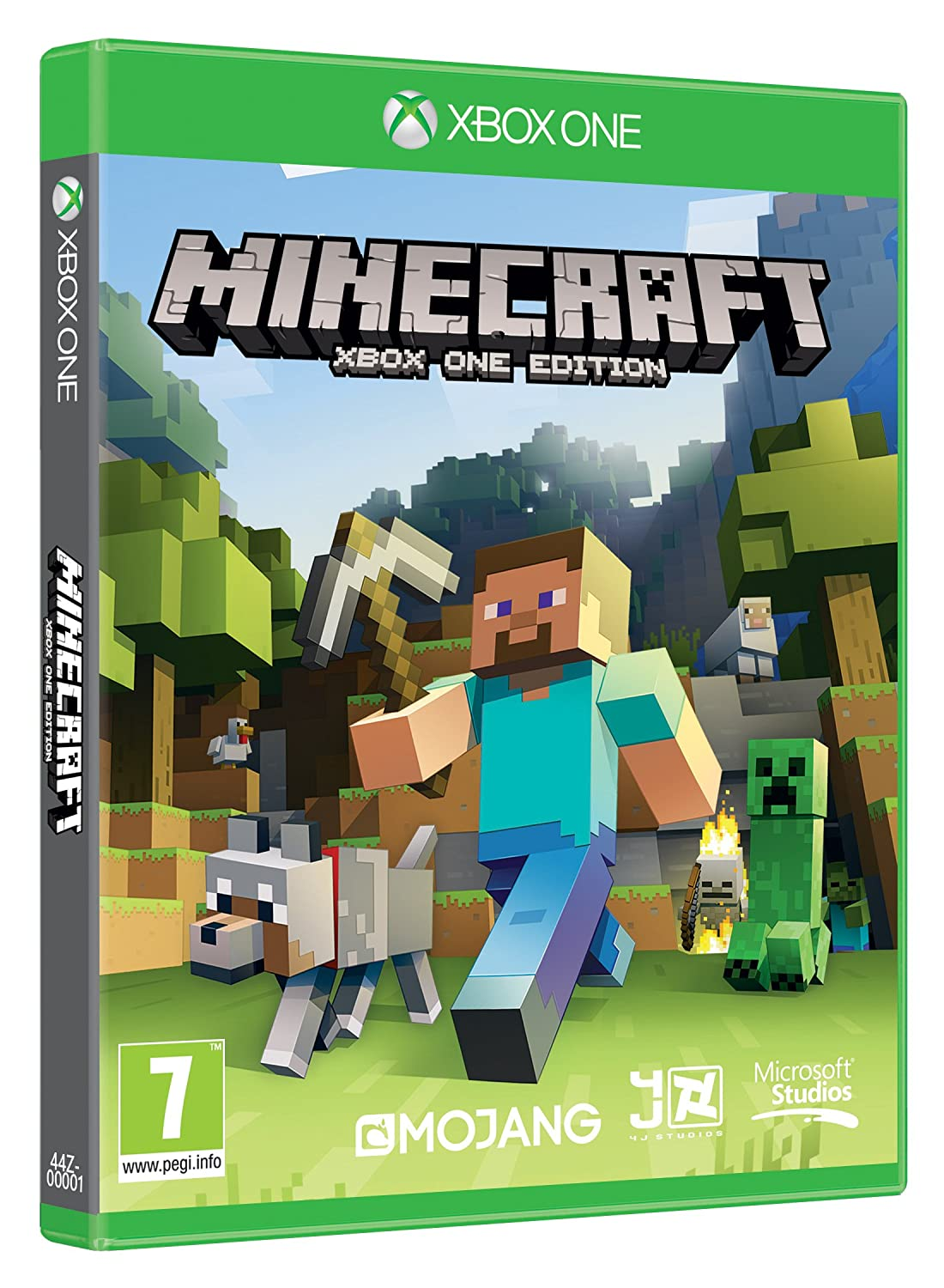 Minecraft Xbox One Amazoncouk PC Video Games - Minecraft edition spiele