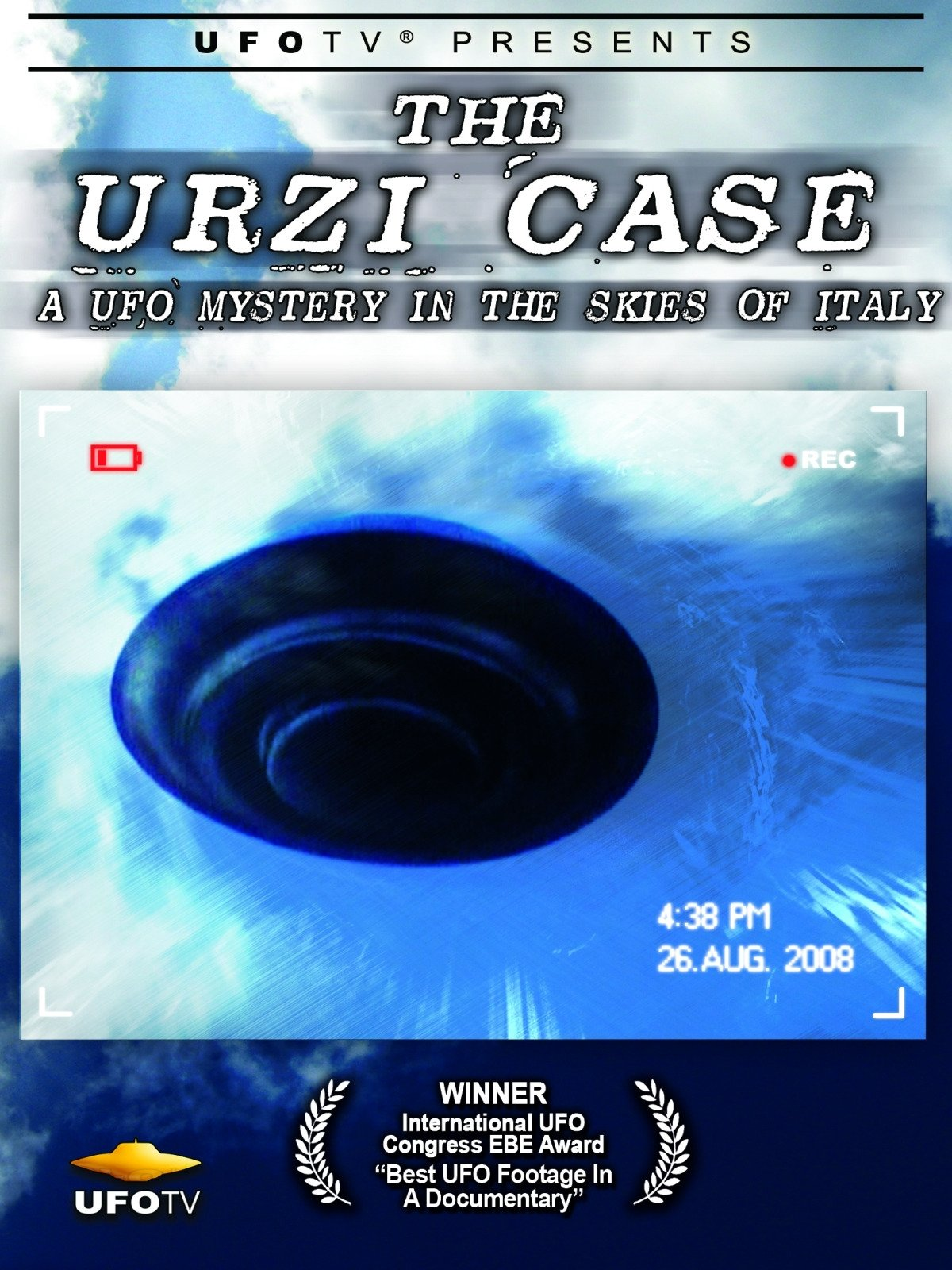 UFOTV Presents: The Urzi Case: A UFO Mystery In The Skies Of Italy on Amazon Prime Video UK