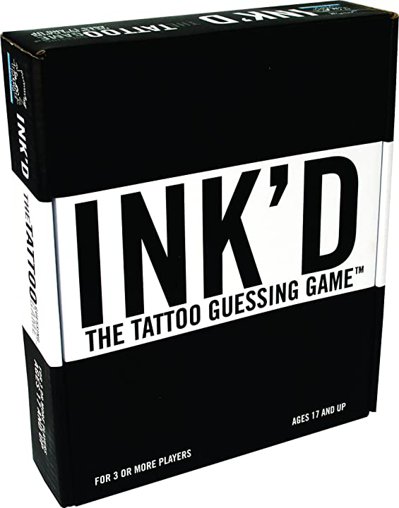 INK'D: The Tattoo Guessing Game