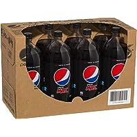 Pepsi Max Soft Drink, 8 x 2L