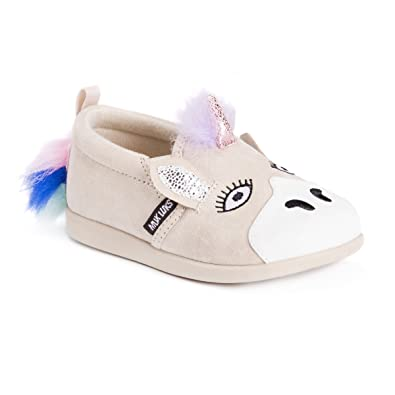 16b05c9c606b MUK LUKS Girls Kid s Luna The Unicorn Shoes Sneaker