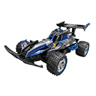 Toy State Nikko Turbo Panther X2 Blue 1:10 Scale Radio Control (FFP)