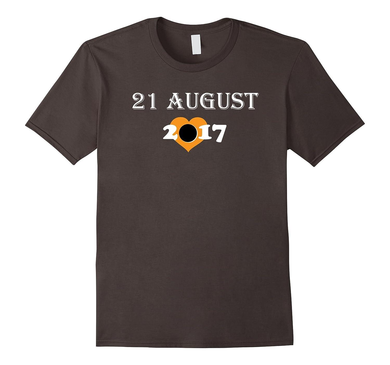 21 August Eclipse 2017 Shirt Total Solar W