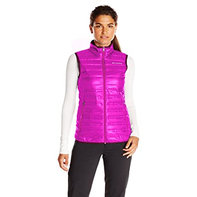 Columbia Women's Flash Forward Down Vest: Clothing