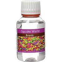 Cupcake World Aromas Alimentarios Intenso Coñac - 100