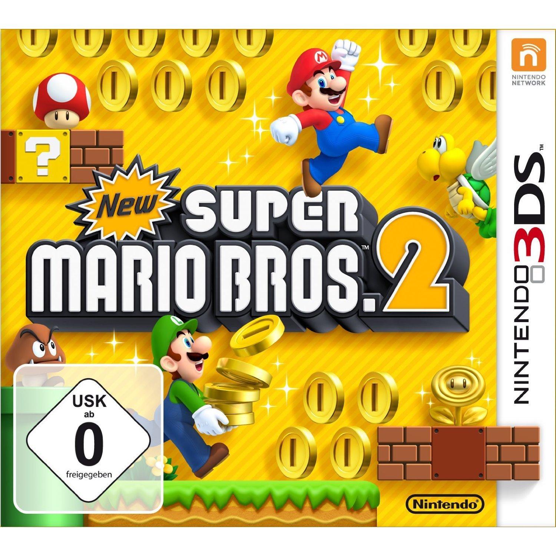 New Super Mario Bros 2 Nintendo 3DS Amazonde Games