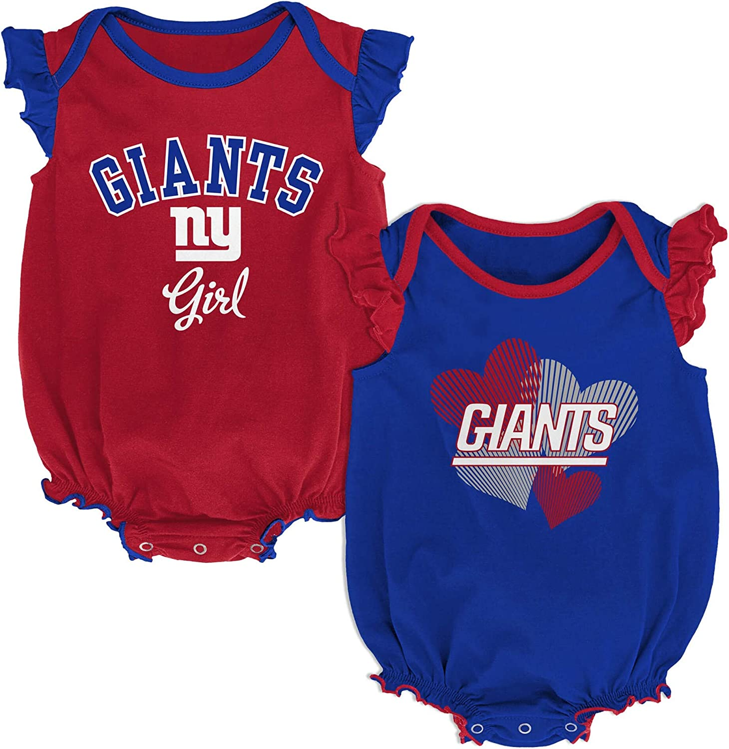 OuterStuff NFL Newborn Infants Homecoming 2 Piece Creeper Set