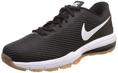 Nike Mens AIR MAX Full Ride TR 1.5, BlackWhite, 12 D(M) US