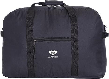 Ryanair Easyjet Max 55x40x20cm Holdall Duffle Épaule Bagage Main Sac de Cabine