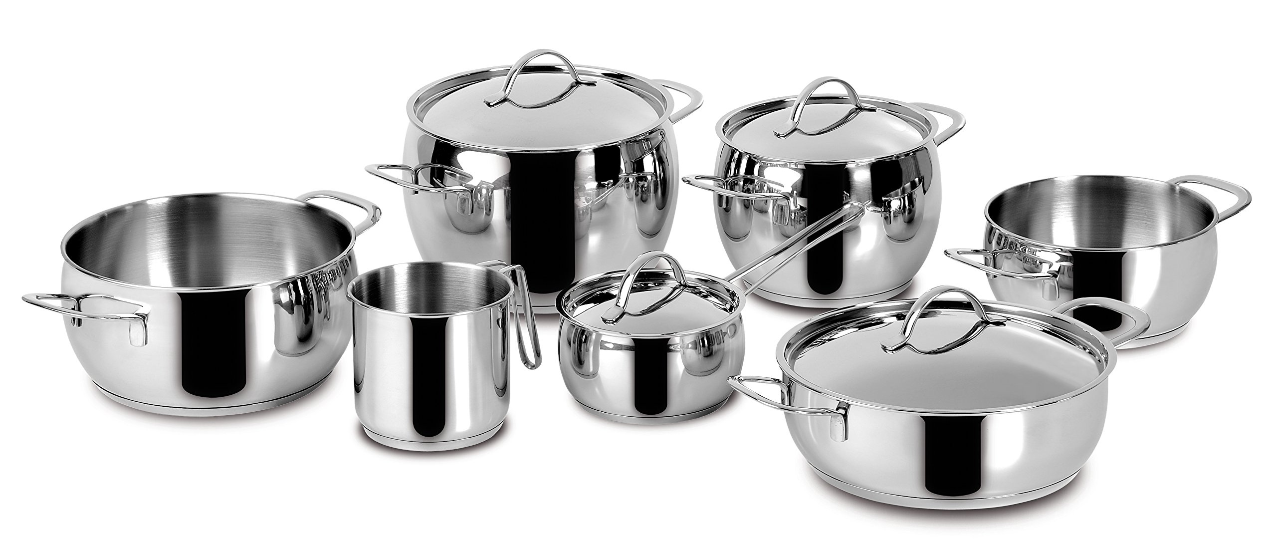 Batterie de cuisine inox - Batterie cuisine lagostina ...