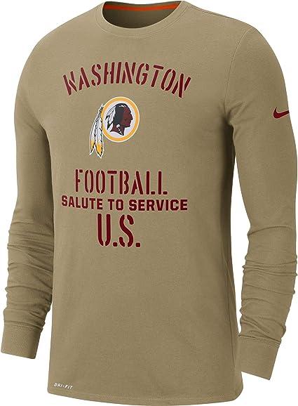 men's washington redskins shirts