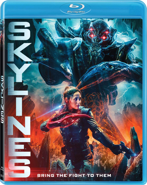 Skylines [Blu-ray]