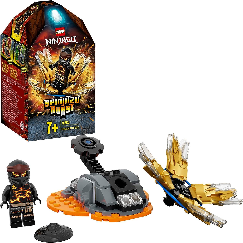 レゴ(LEGO) ニンジャゴー スピン術バースト コール 70685
