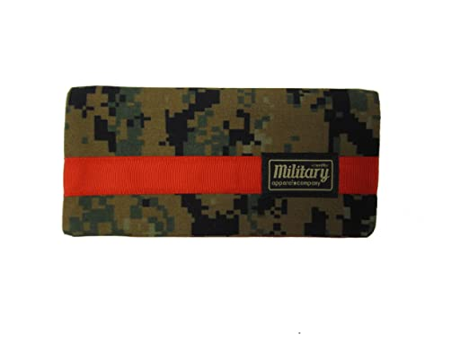 Amazon.com: U.S. Marines Military cartera, marina Camo ...