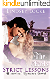 The Earl's Strict Lessons (Historical Romance Novel)