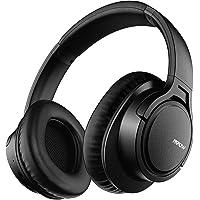 Mpow H7 Cascos Bluetooth Diadema, 25hrs de Reproducir, Hi-Fi Sonido, Cascos Bluetooth Inalámbricos con Micrófono…