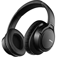 Mpow H7 Bluetooth Headphones, Comfortable Over Ear Wireless Headphones, HiFi Stereo Headset, Wireless/Wired Mode, CVC6.0…
