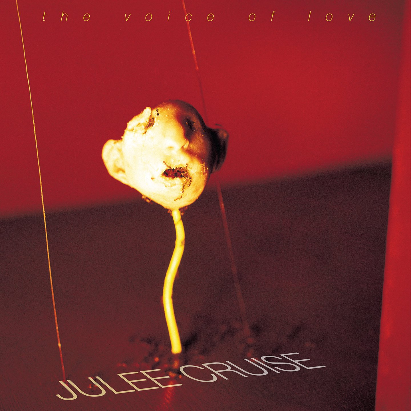 Vinilo : Julee Cruise - Voice Of Love (Colored Vinyl, Red, Limited Edition, 2PC)