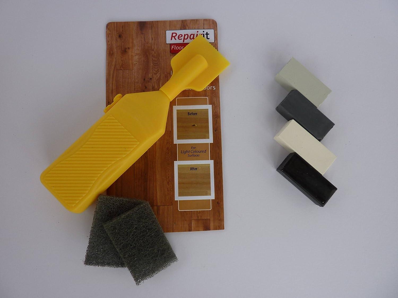 furniture repair kit. 1 x white grey black granite laminate floor worktop furniture repair kit: amazon.co.uk: diy \u0026 tools kit