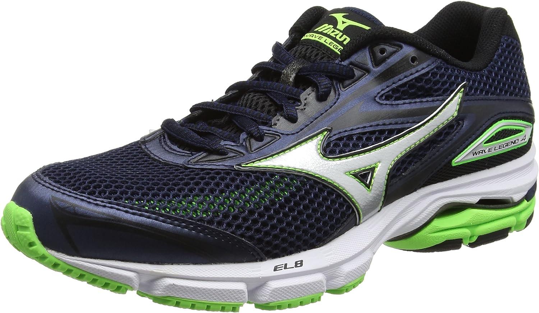Mizuno Wave Legend 4, Chaussures de Running Entrainement