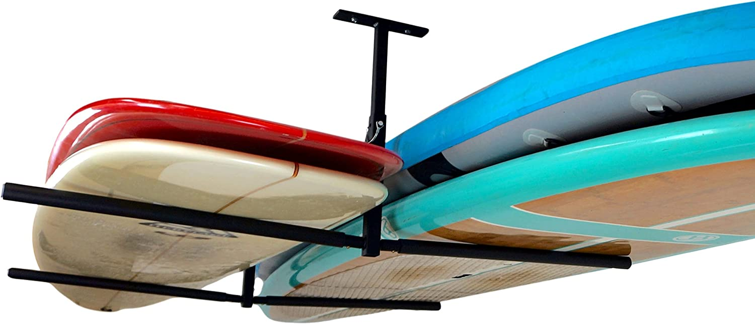 Ceiling Rack For Paddle Boards