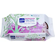 Nice 'n Clean Baby Wipes, Scented, 72 Count