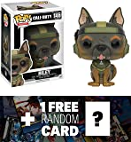 Riley: Funko POP! x Call of Duty Vinyl Figure + 1 FREE Video Games Themed Trading Card Bundle (118538)