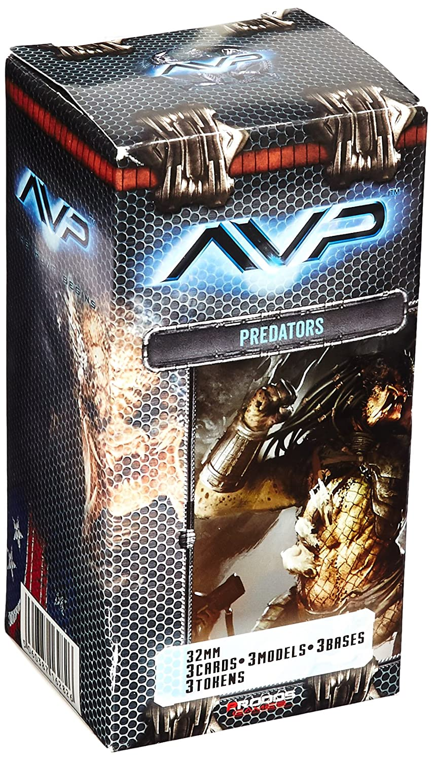 Ninja Division AvP Predators x3 Board Game