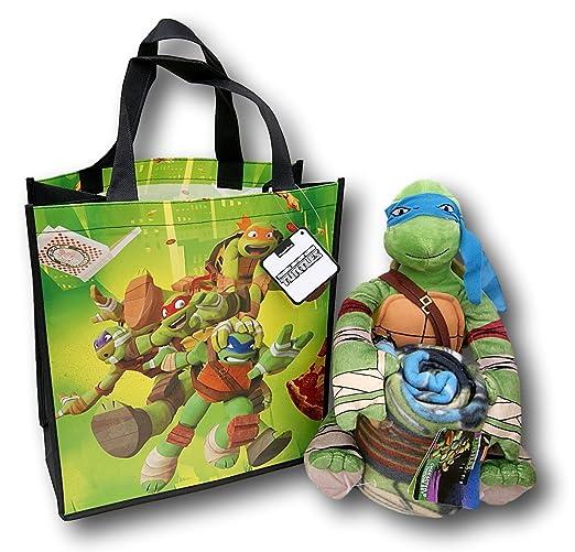 Nickelodeon Teenage Mutant Ninja Turtles Leonardo Almohada ...