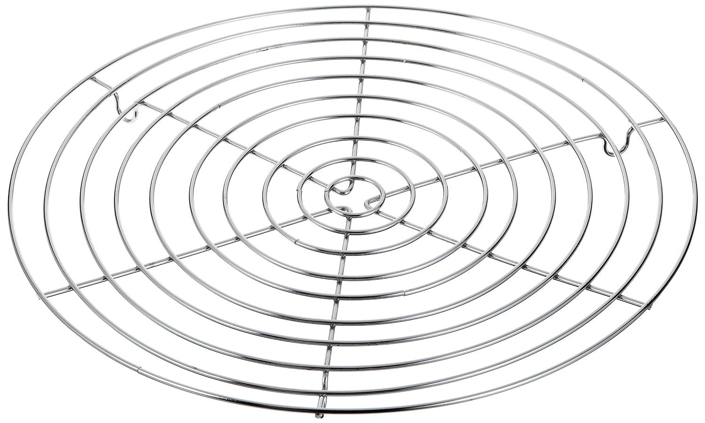 Birkmann 430617 Auskühlgitter rund, verchromt, ø 32 cm ø 32 cm